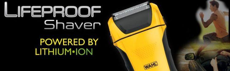 Wahl LifeProof Foil Shaver Las cinco mejores afeitadoras eléctricas Wahl del mercado actual