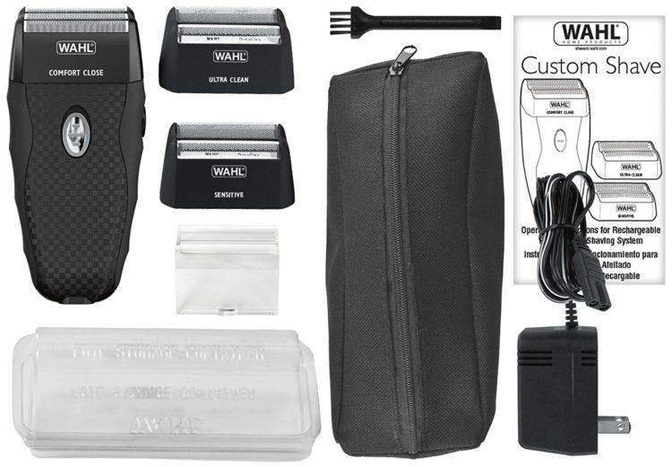 Wahl Rechargeable Custom Shaver Las cinco mejores afeitadoras eléctricas Wahl del mercado actual