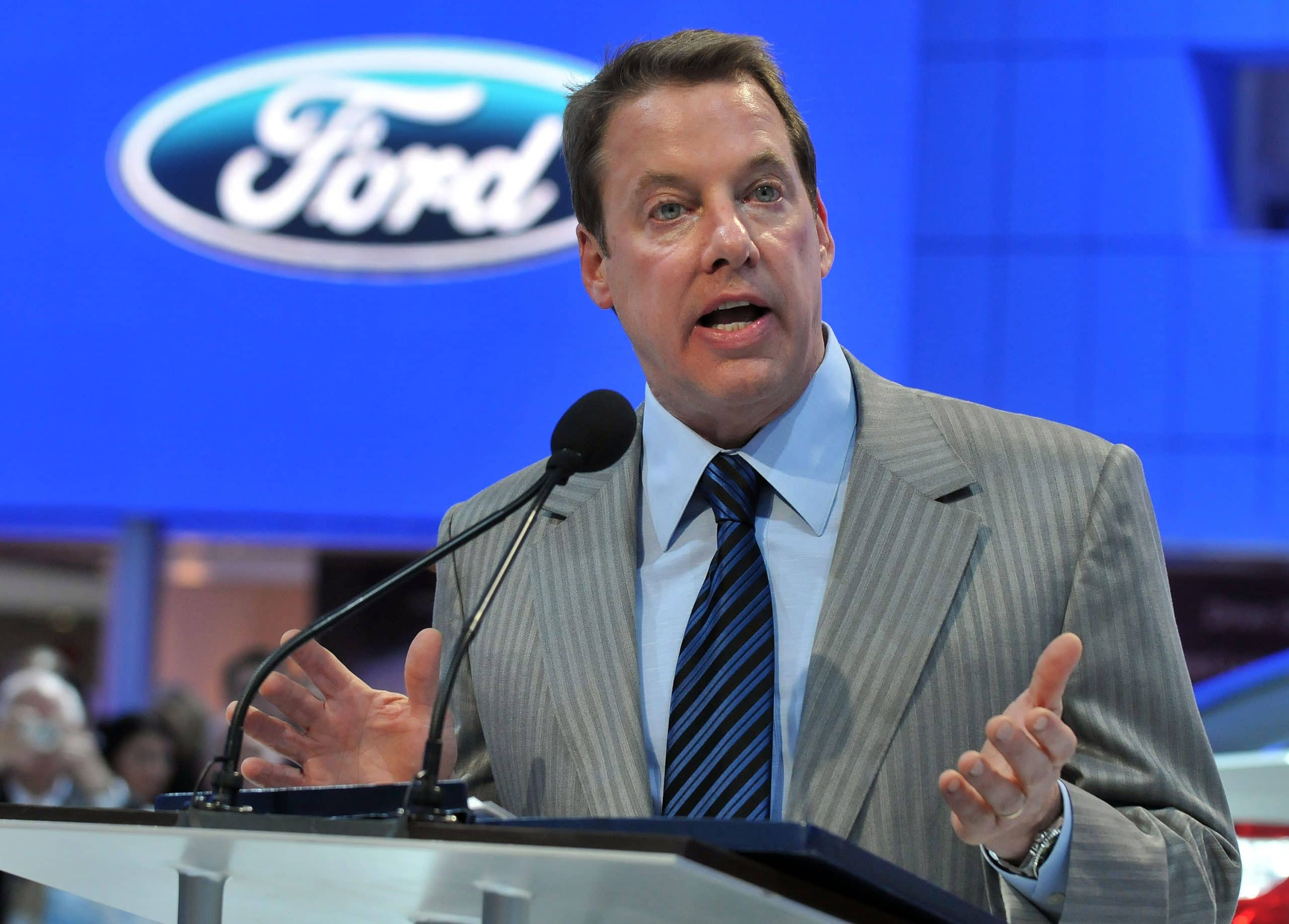 William Clay Ford Jr scaled 10 cosas que no sabías sobre William Clay Ford Jr.