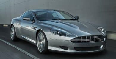 aston martin db9 64 13 La historia y evolución del Aston Martin DB9