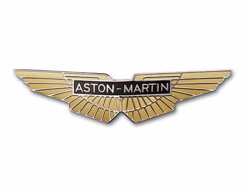 aston martin logo 1932 Historia y evolución del logotipo de Aston Martin