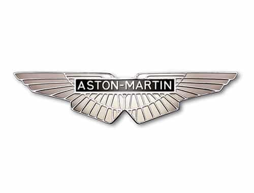 aston martin logo 1939 Historia y evolución del logotipo de Aston Martin