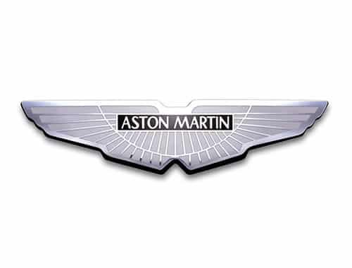 aston martin logo 1984 Historia y evolución del logotipo de Aston Martin