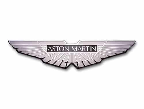 aston martin logo 2003 Historia y evolución del logotipo de Aston Martin