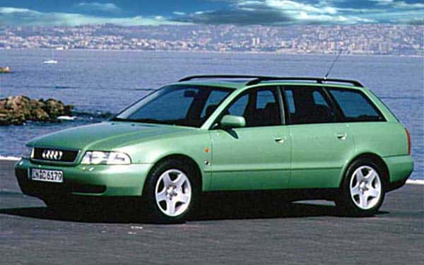 audi4043 History and evolution of the Audi A4