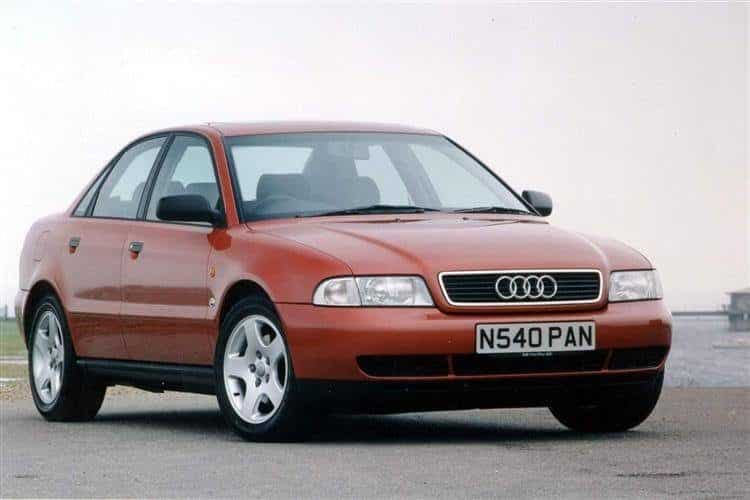 audia4 750 500 70 History and evolution of the Audi A4