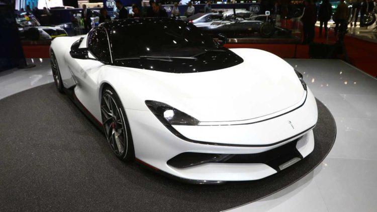 automobili pininfarina battista e1552604984599 Los 5 mejores autos del Auto Show de Ginebra 2021