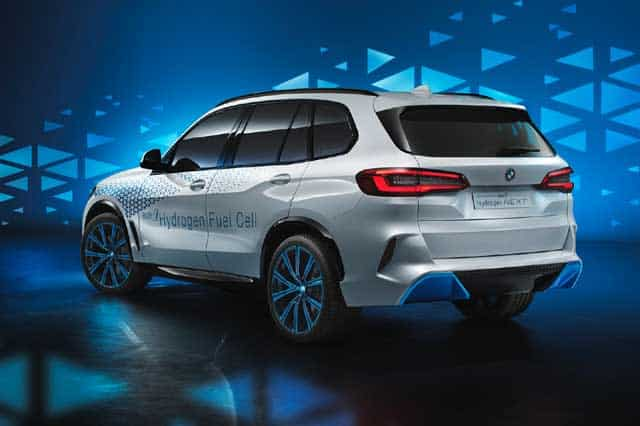 BMW's 7 Best Concept Cars of the Future: Hydrogen Next