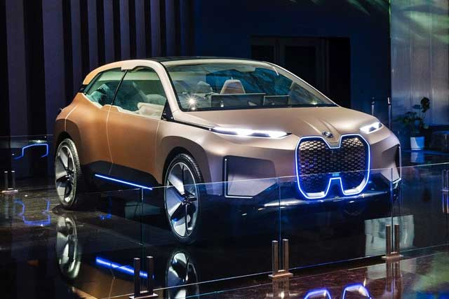 BMW's 7 Best Concept Cars of the Future: iNext