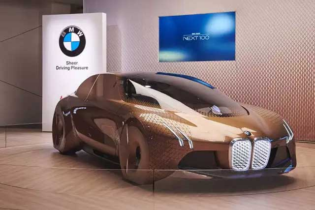 BMW's 7 Best Concept Cars of the Future: Next 100