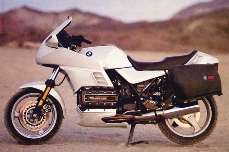 bm white motor Las 10 mejores motocicletas BMW de los años 80