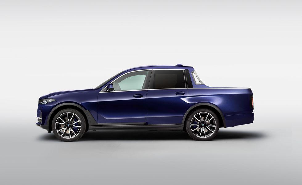 bmw x7 pickup concept 101 1562610062 ¿BMW fabrica una camioneta pickup?