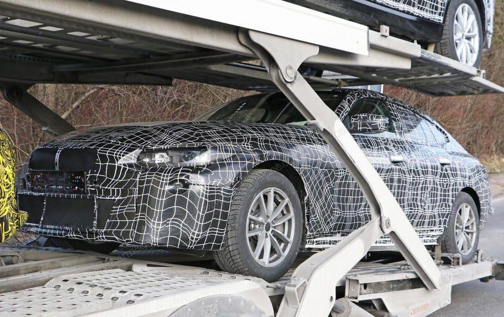 bmw i4 44 Lo que sabemos sobre el i4 eléctrico de BMW hasta ahora