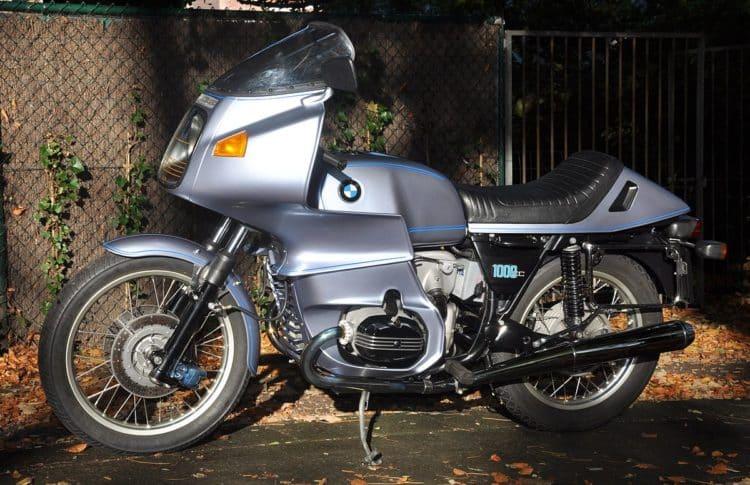 bmwmwm Las 10 mejores motocicletas BMW de los años 80