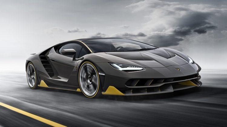 centenario Los cinco mejores modelos de Lamborghini de edición especial de todos los tiempos