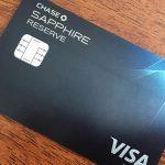 chase sapphire reserve card ¿Qué cubre la tarifa anual de Chase Sapphire Reserve?