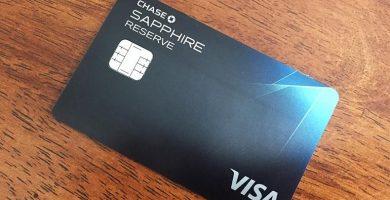 chase sapphire reserve card Las mejores tarjetas de crédito de aprobación garantizada con un límite de $ 10,000