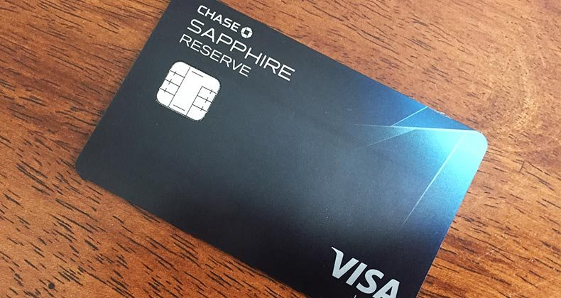 chase sapphire reserve card Cómo aprovechar al máximo el conserje de la reserva Chase Sapphire