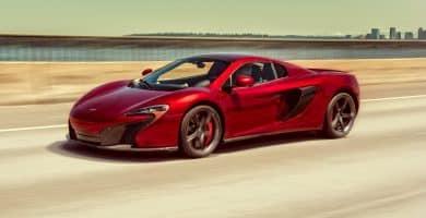 driven mclaren spider superJumbo Guía del comprador para obtener un McLaren usado