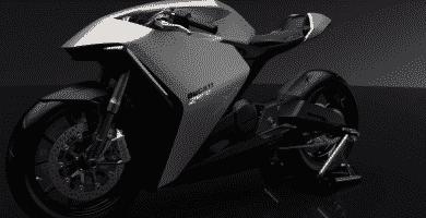 ducati futuristic electric motorcycle 1200x639 Ducati está trabajando en una motocicleta eléctrica futurista