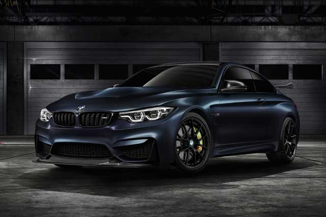 The 6 fastest BMW cars of all time: M4