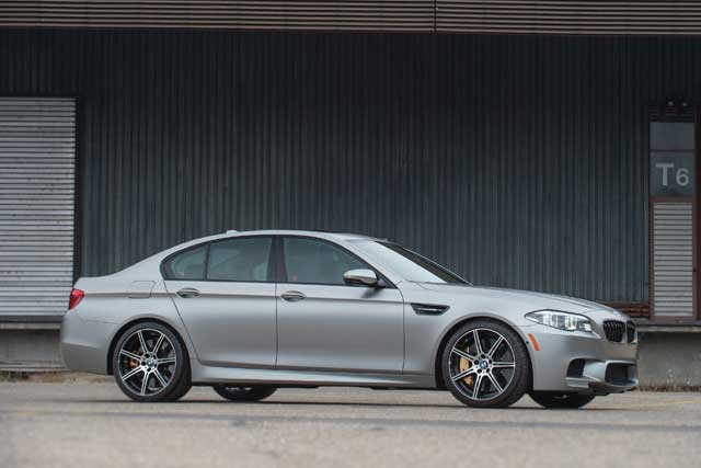 The 6 fastest BMW cars of all time: M5 30