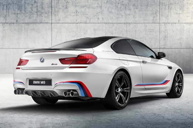 The 6 fastest BMW cars of all time: M6