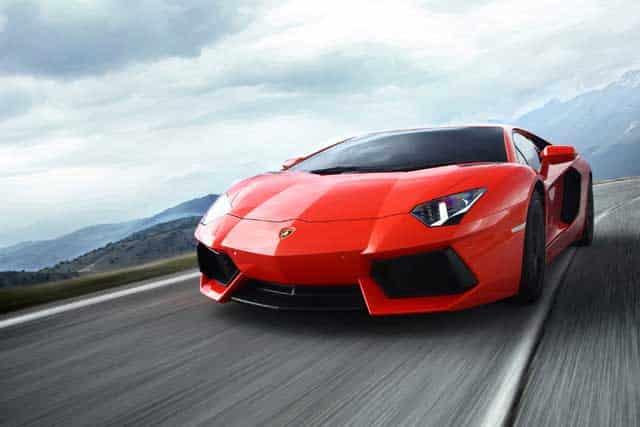 Top 7 Fastest Lamborghini of All Time: Aventador LP 700-4