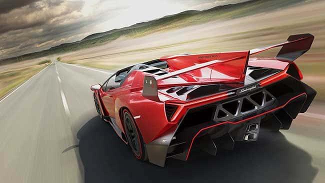 Fastest Lamborghini of all time