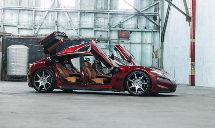fisker 100638610 l El coche eléctrico EMotion de 400 millas de Fisker podría cambiar las reglas del juego