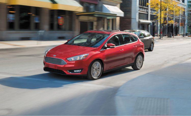 Ford Focus 1.0 Los 10 mejores autos de bajo consumo de combustible de 2018