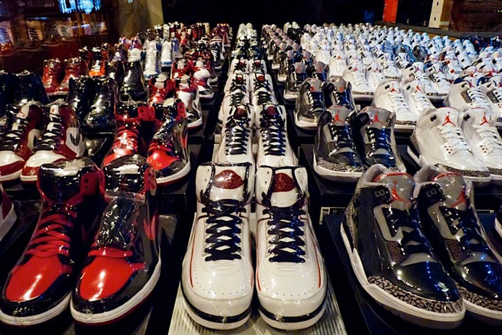 jordy geller sneakers collection 22 ¿Son las zapatillas de deporte las nuevas tarjetas de béisbol?