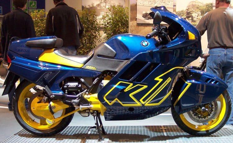 k1 Las 10 mejores motocicletas BMW de los años 80