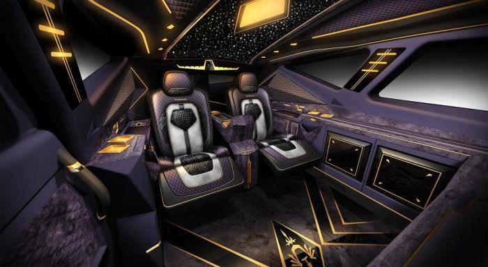 karlmann king 07 El SUV más caro del mundo Karlmann King vale 2,1 millones de dólares