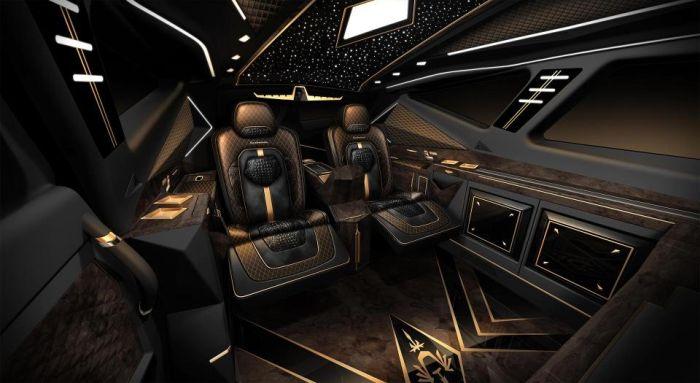 karlmann king 08 El SUV más caro del mundo Karlmann King vale 2,1 millones de dólares