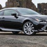 lexus rc 350 sports luxury 2014 1 Historia y evolución del Lexus RC