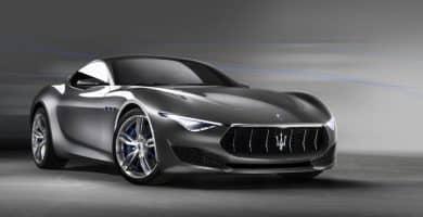 maserati alfieri la 01 1 El biplaza eléctrico Alfieri de Maserati llegará en 2020