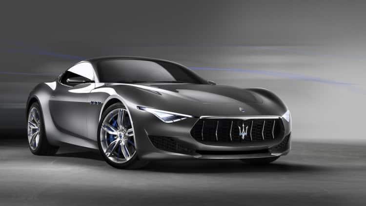 maserati alfieri la 01 1 20 datos curiosos que no sabías sobre Maserati