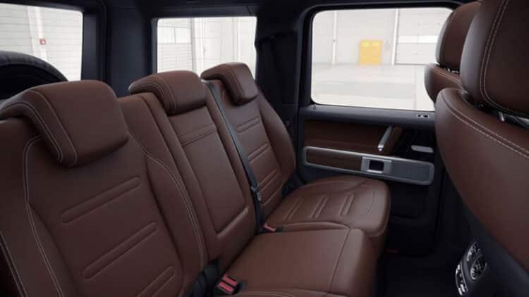 mercedes g leak 4 Se filtra el Mercedes-Benz Clase G 2019
