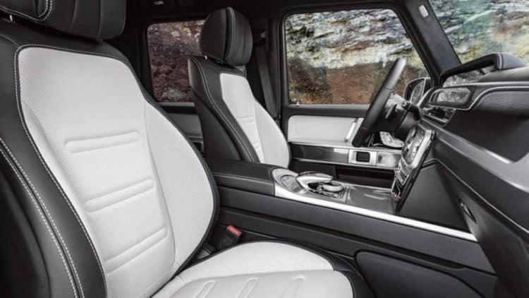 mercedes g leak 5 Se filtra el Mercedes-Benz Clase G 2019