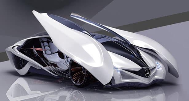 michelin dolphin concept car2 10 coches conceptuales para no perder de vista