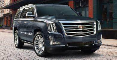 mlp img top La historia y evolución del Cadillac Escalade