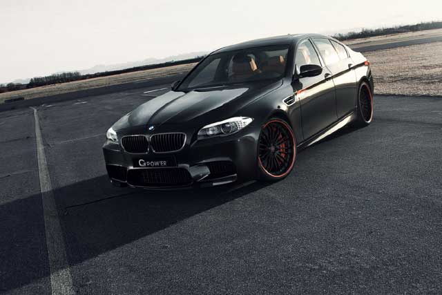 Top 10 most expensive BMW cars: M5 G-Power