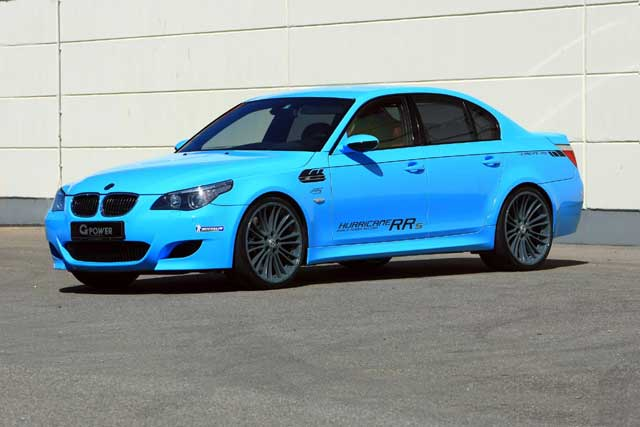 Top 10 most expensive BMW cars: M5 RR