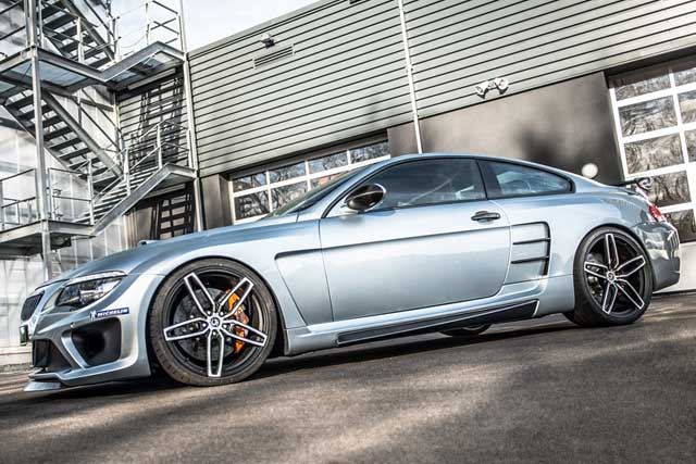 Top 10 most expensive BMW cars: M6 CS Ultimate