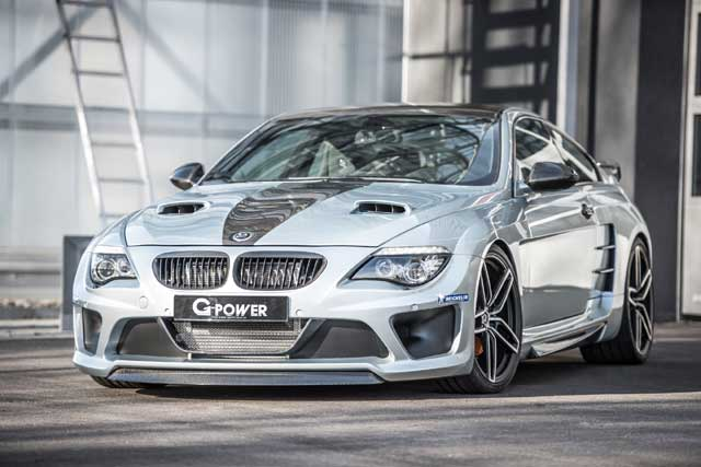 Top 10 most expensive BMW cars: M6 CS