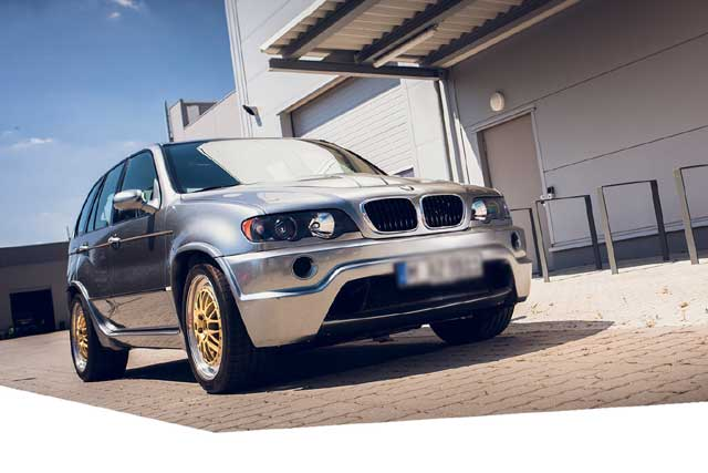 Top 10 most expensive BMW cars: X5 Le