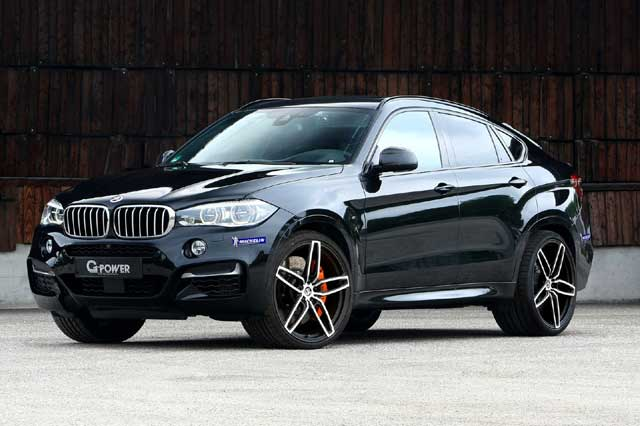 Top 10 most expensive BMW cars: X6s