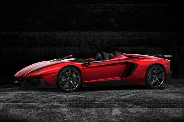 Los 10 Lamborghini más caros del mundo: Aventador J