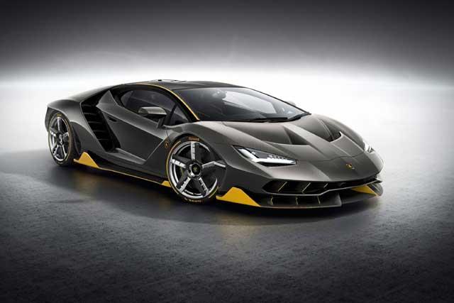 Los 10 Lamborghini más caros del mundo: Centenario